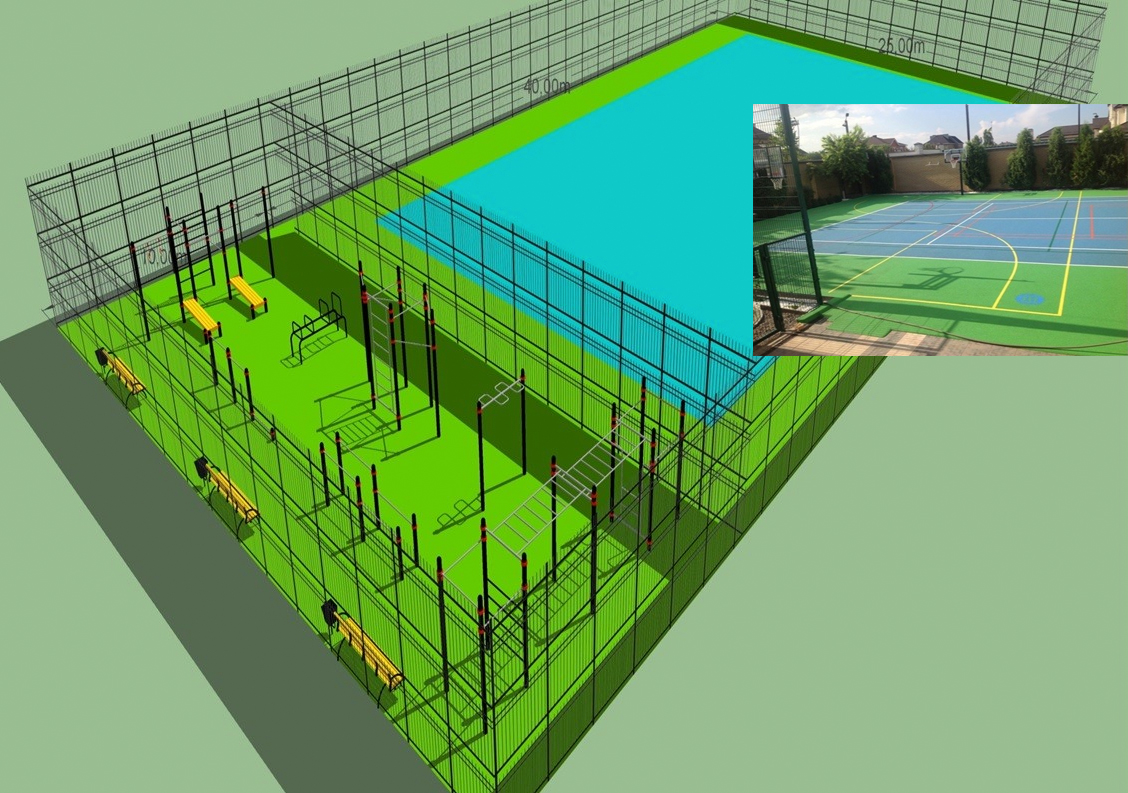 Кияни пропонують створити міні-стадіон на ЯрВалу