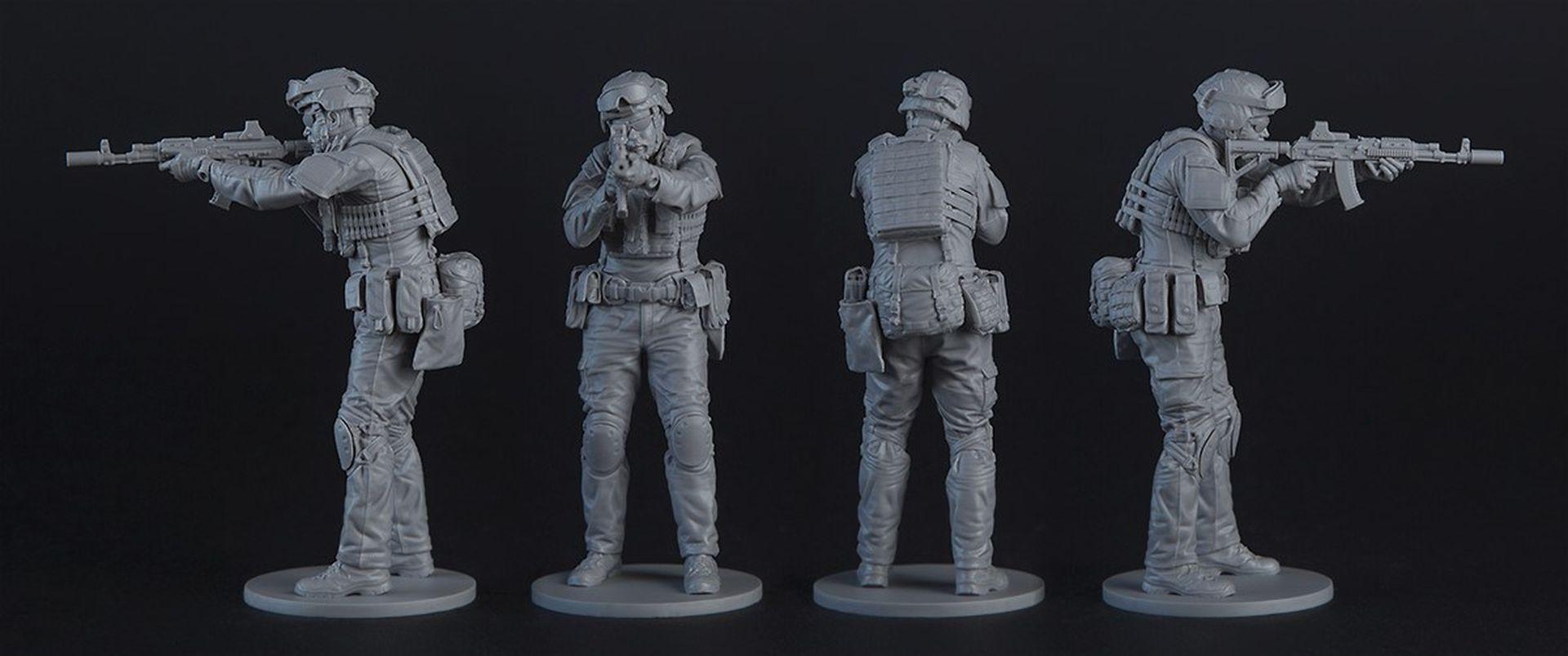 Як український стартап популяризує армію за допомогою 3D-копій