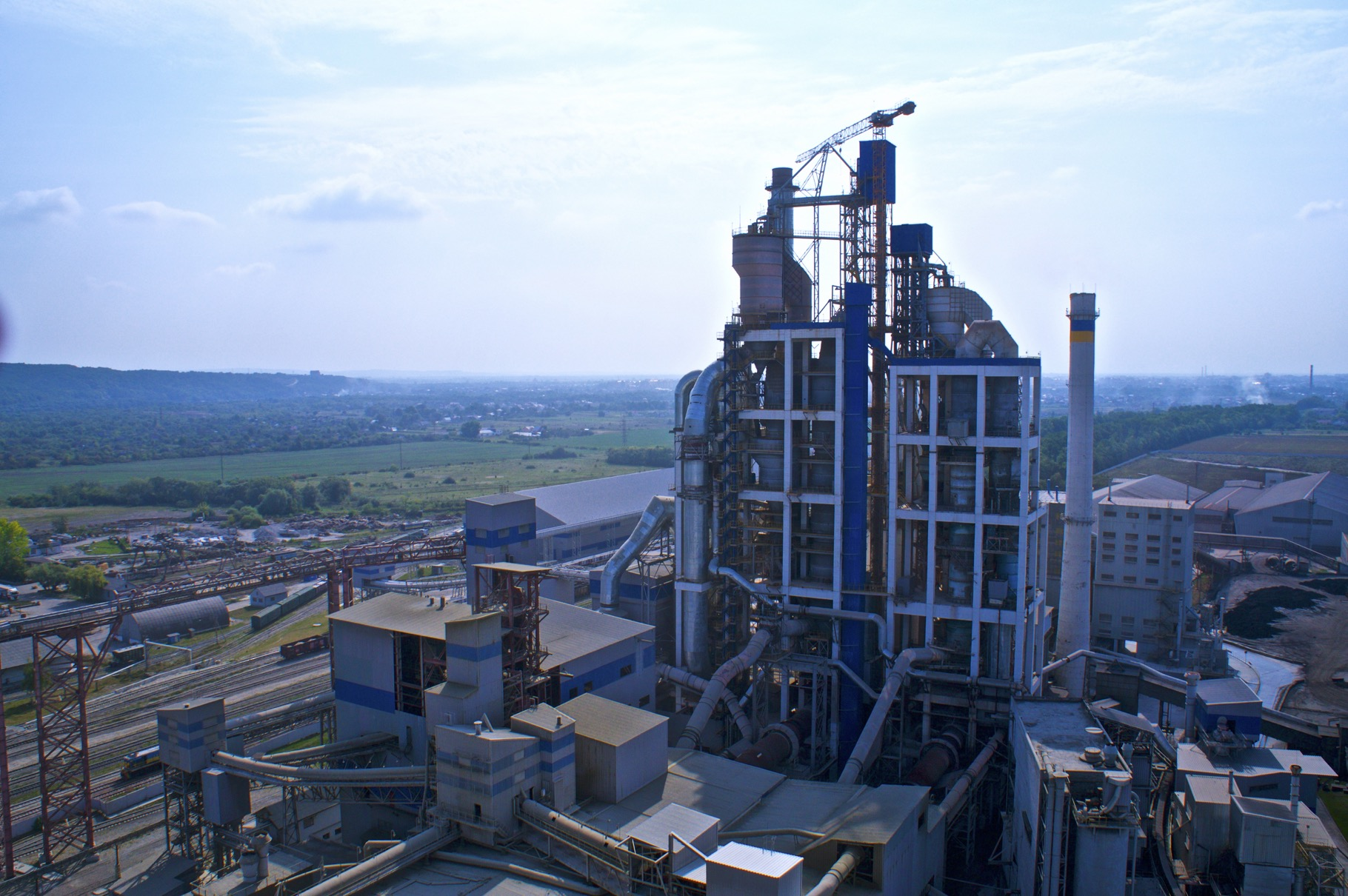 Jak na Ivano-Frankivščyni stvorjujuť cement dlja Jevropy