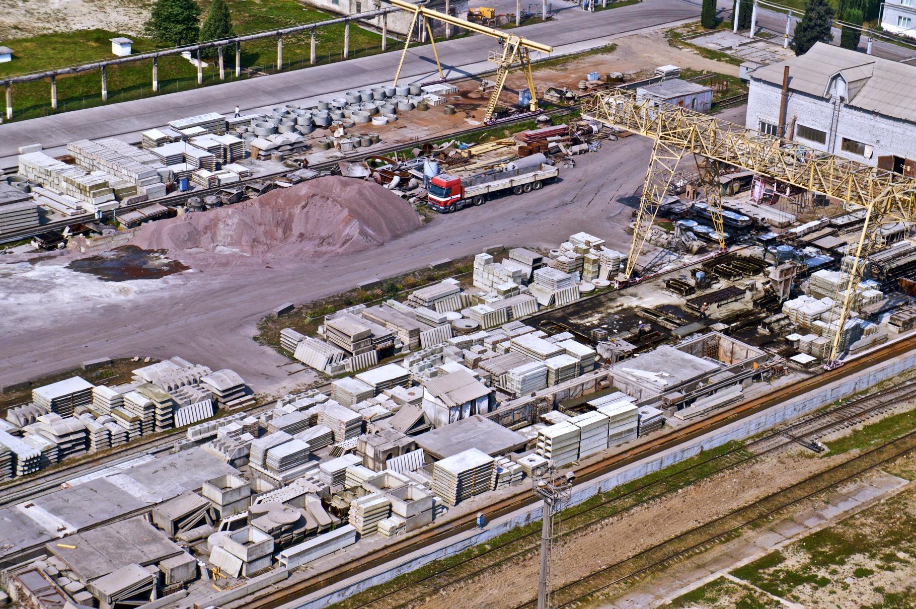 Jak v Ivano-Frankivśku stvorjujuť cement dlja Jevropy