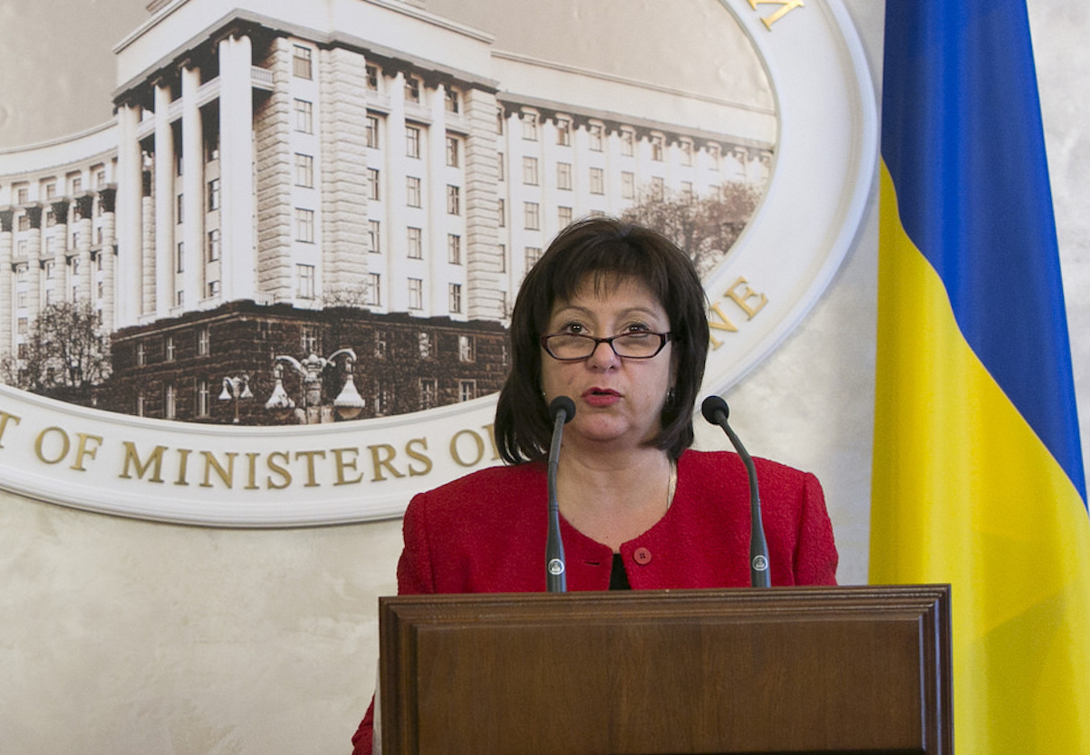Natalija Jareśko, eks-ministr finansiv — pro vijnu, korupciju ta perspektyvy Ukraїny