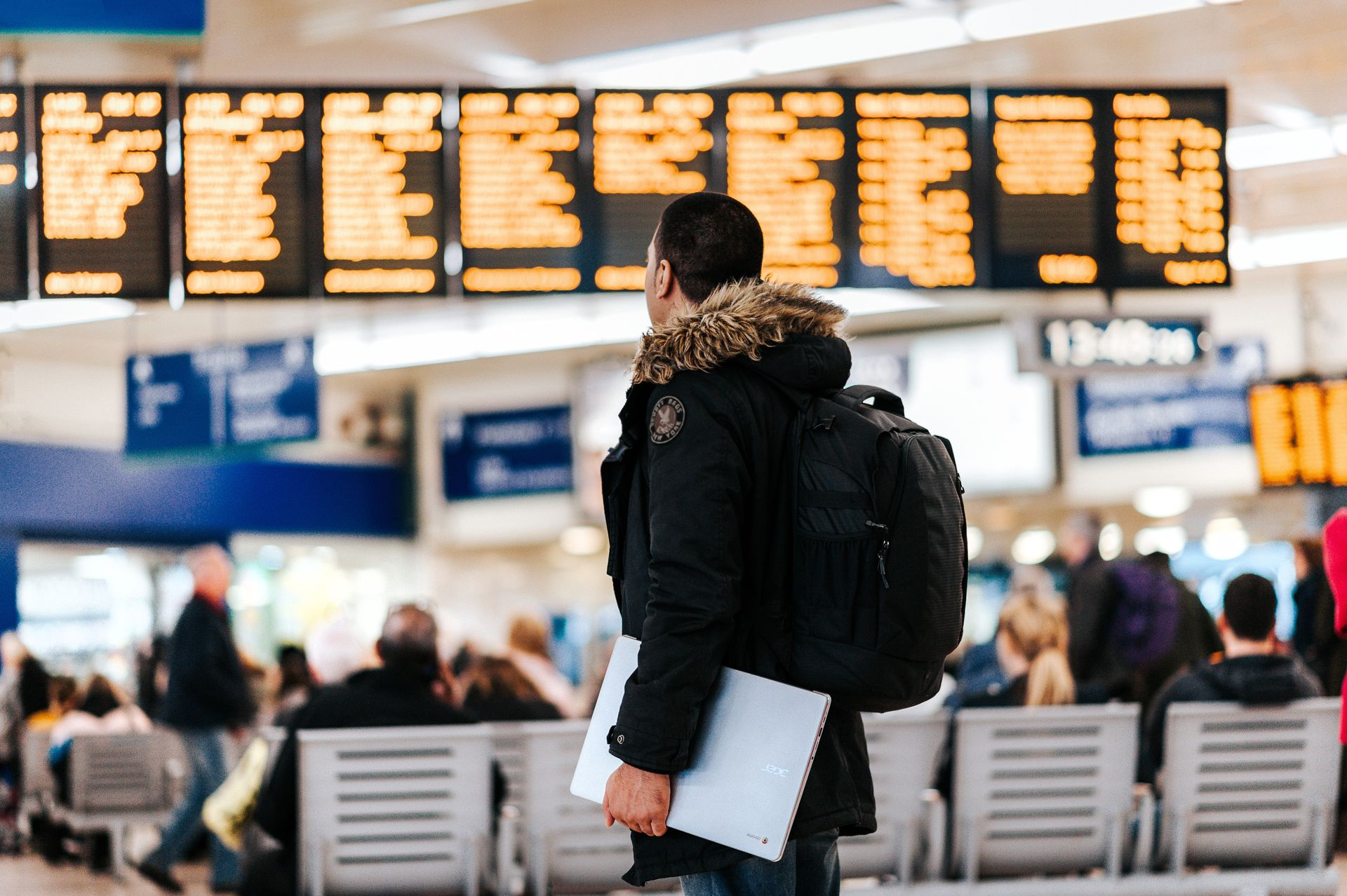 У жовтні «Бориспіль» прийме 10-мільйонного пасажира