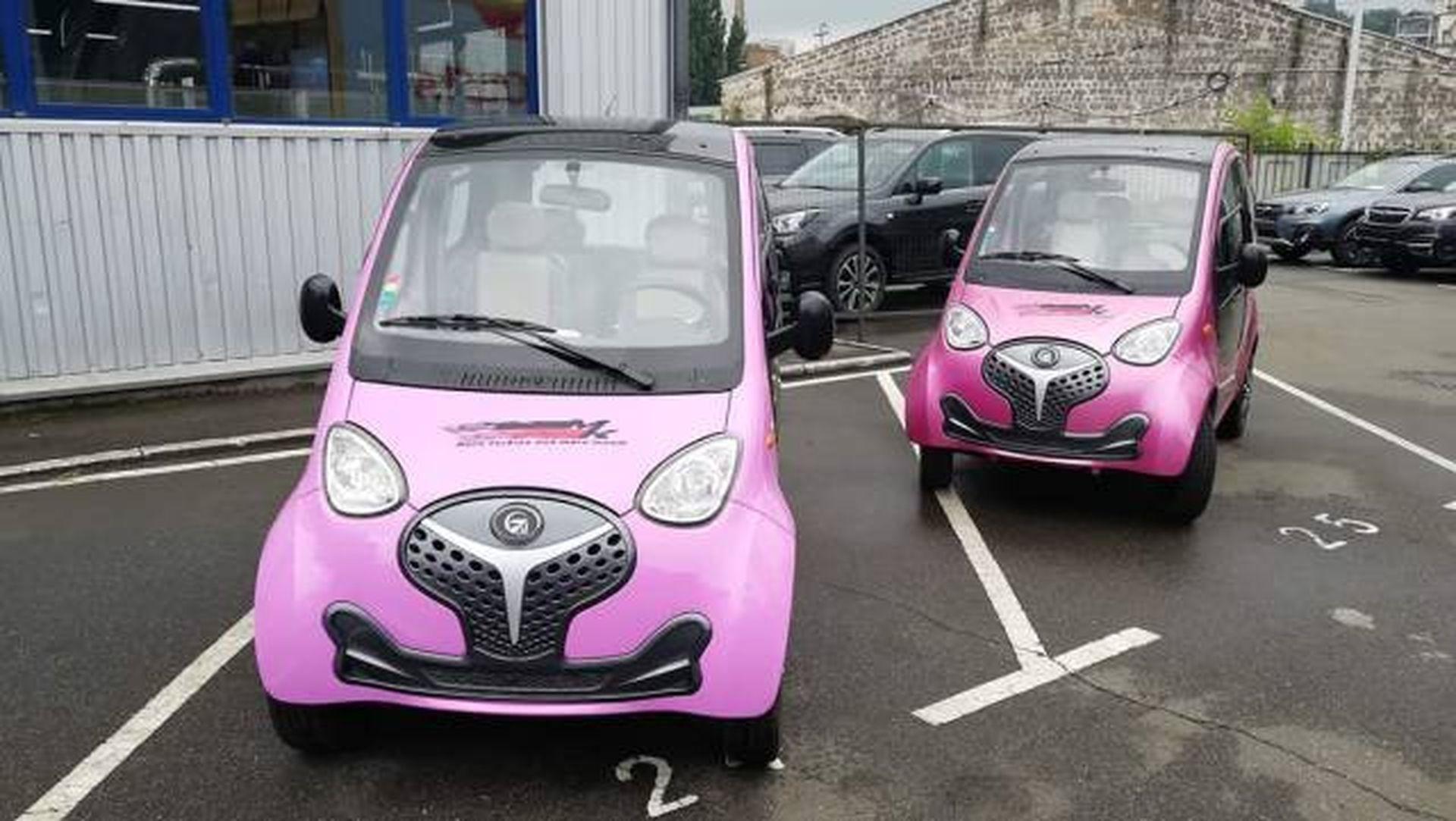 В Україні почали продавати електромобіль за 100 тис грн
