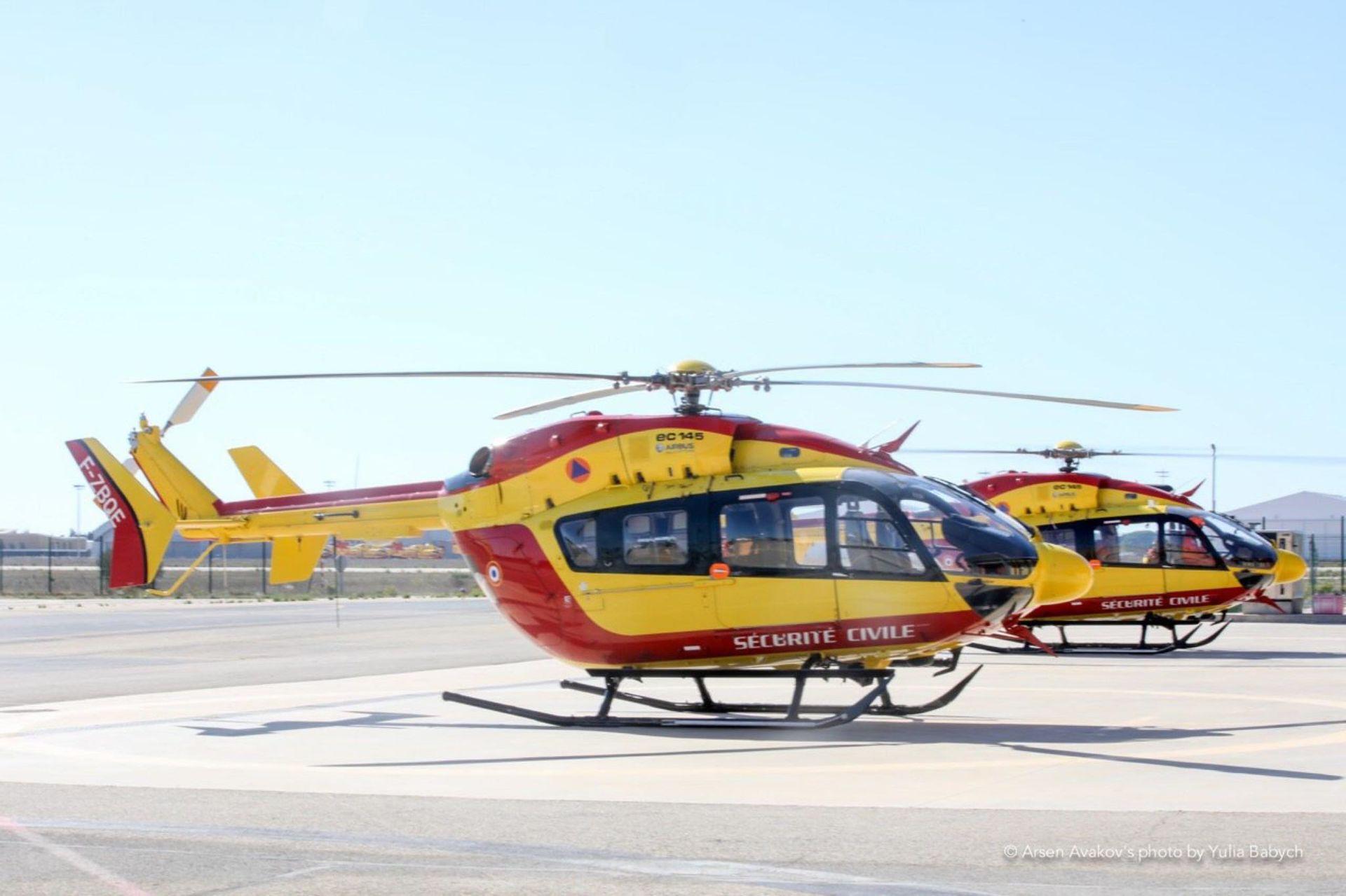 В Україні запрацюють 15 вертолітних баз