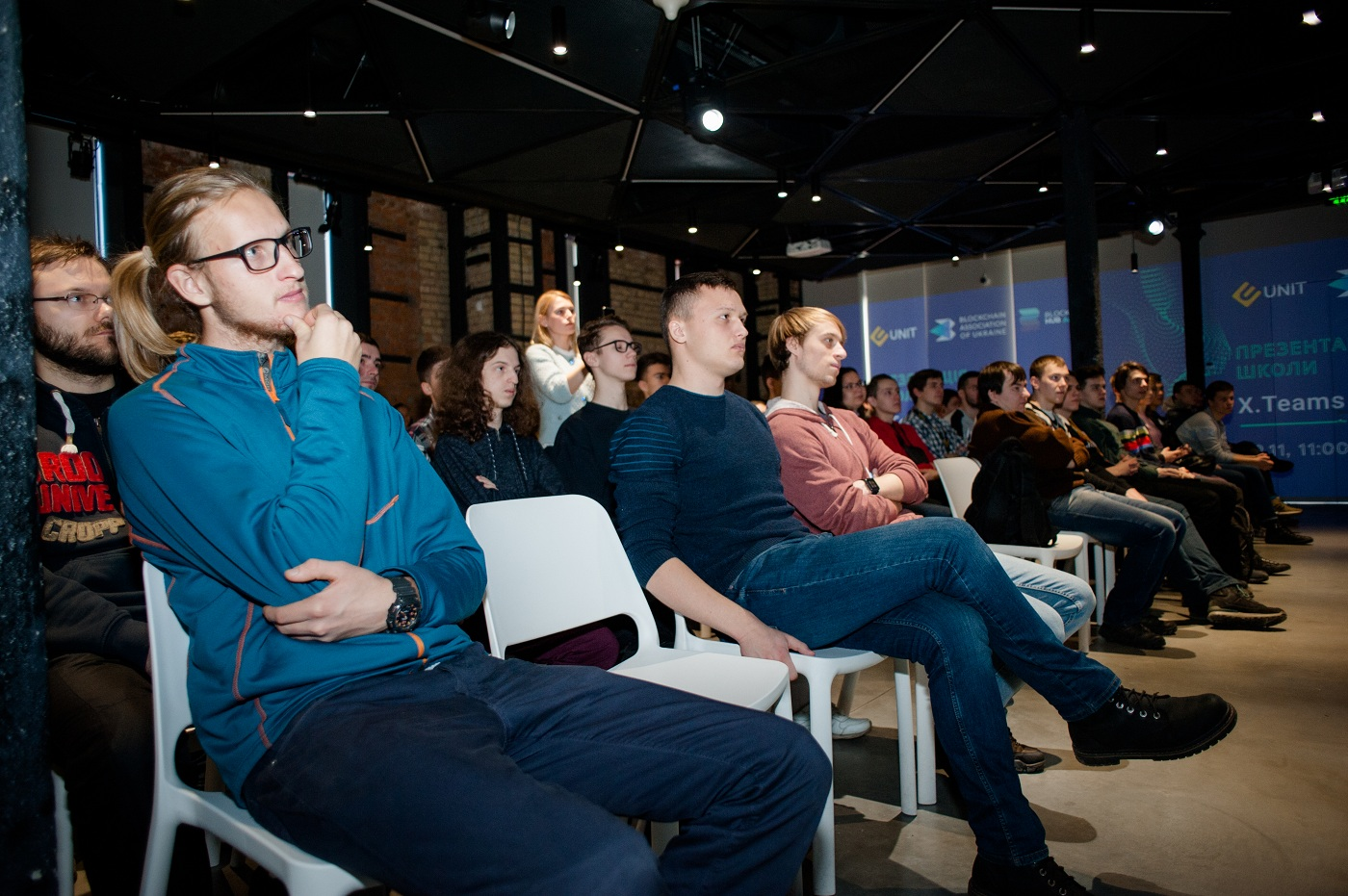 U Kyjevi zapustyly bezkoštovnu školu blockchain-tehnologij