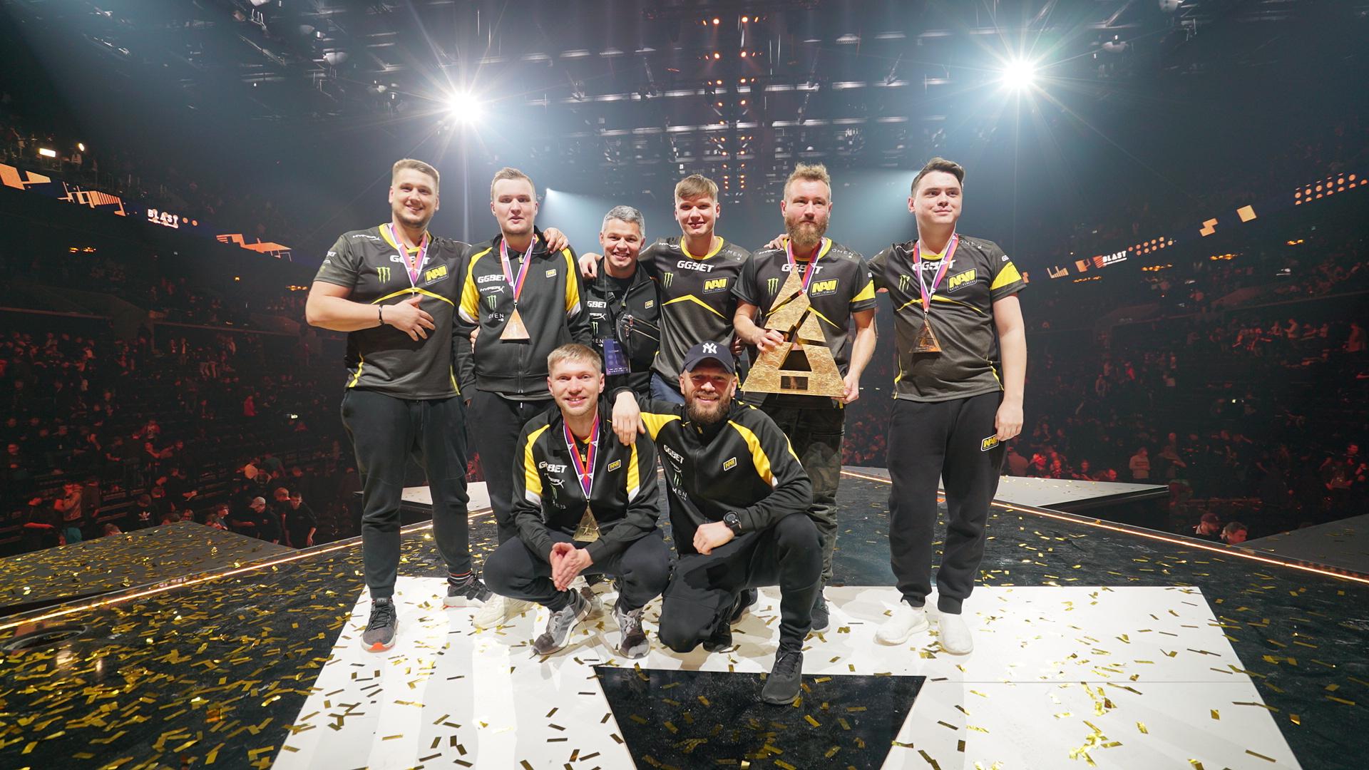 Українці-кіберспортсмени перемогли на світових змаганнях із CS:GO