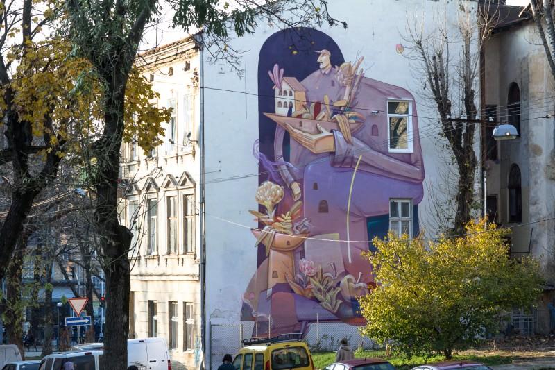 Lviv. Vzajemodija
