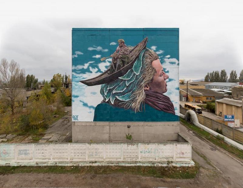 Odesa. V її golovi