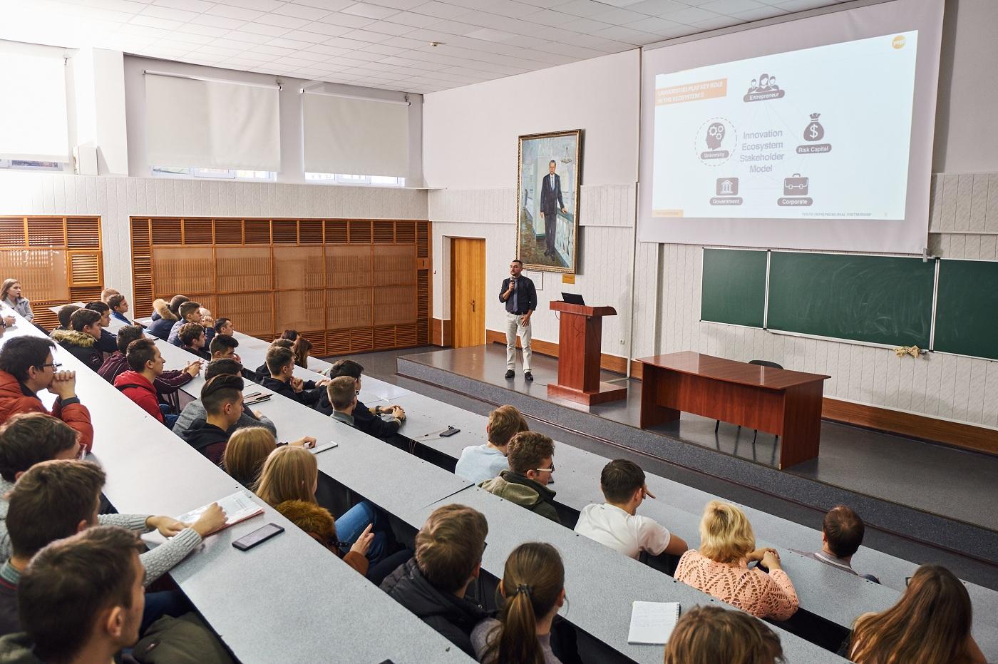 Estonija profinansuje rozvytok studentśkyh startapiv u Harkovi