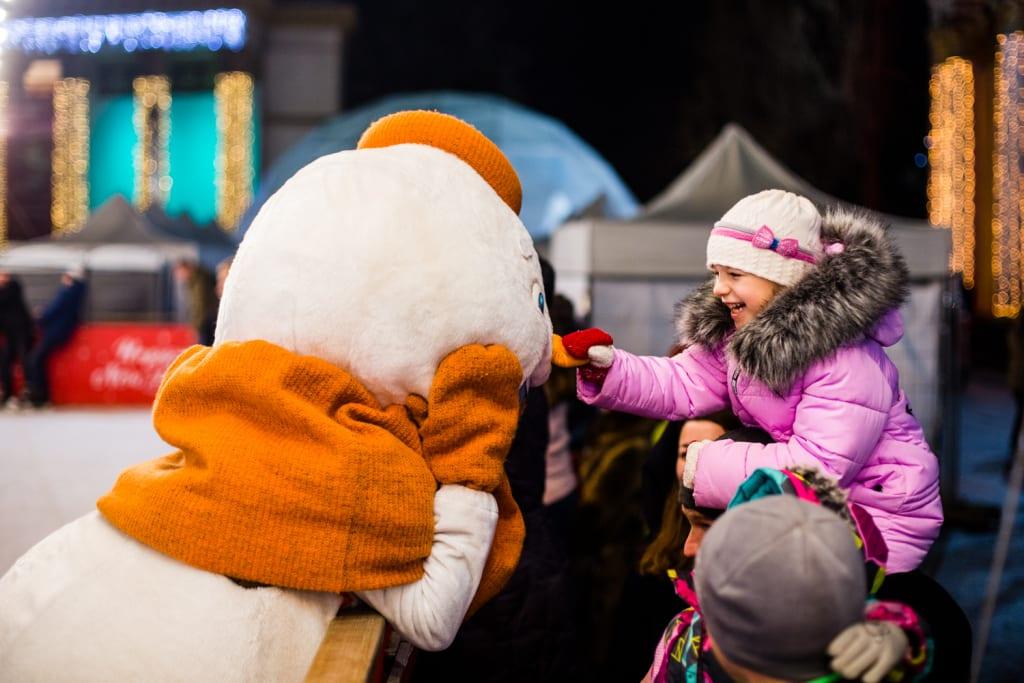 У ВДНГ поділилися програмою заходів у парку розваг «Зимова Країна»