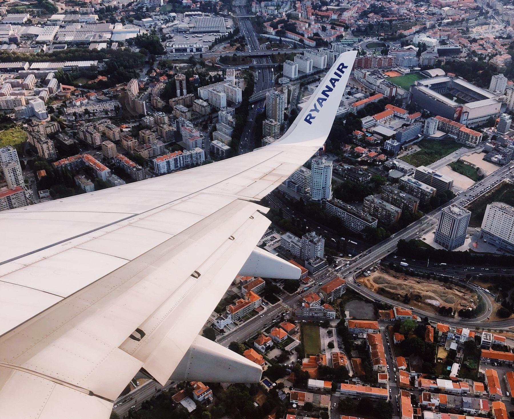 Ryanair запустить рейси з Києва до Афін, Манчестера і Дубліна