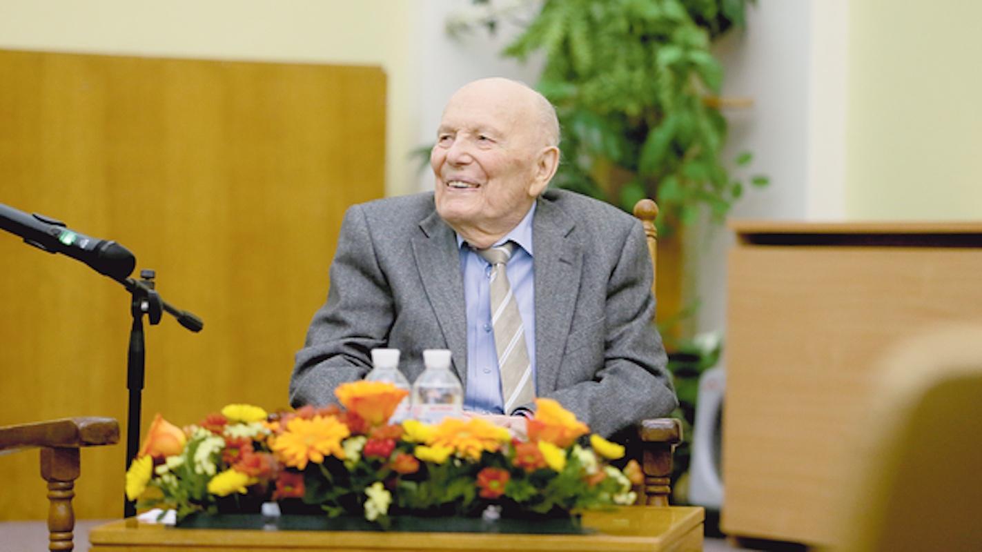 На 102 році життя помер Борис Патон — досягнення та цитати великого вченого