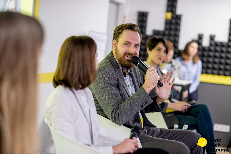 «Громадянські технології in nutshell» — про що говорили на Civic Tech Summit