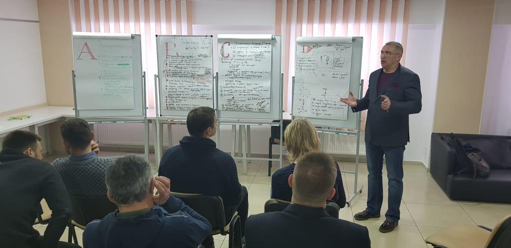 Sergij Šegeda, CEO Level Up