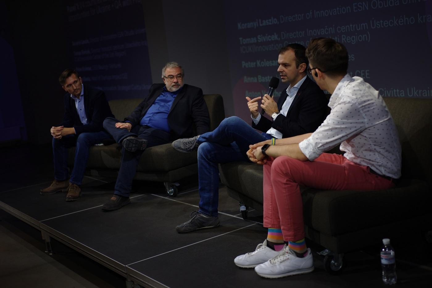 Jak dosvid Vyšegradśkoї grupy možna vykorystaty v Ukraїni dlja IT-biznesu