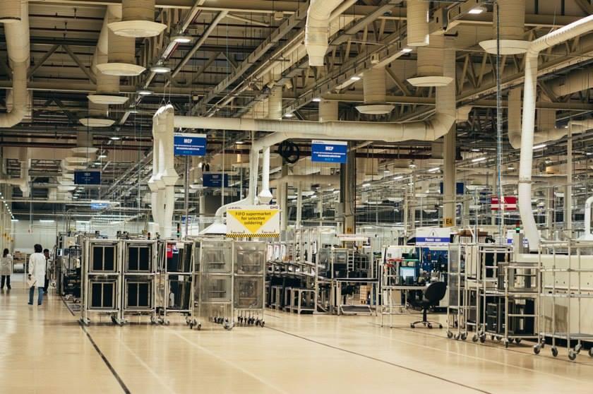 Американці збудують ще один завод електроніки біля Ужгорода