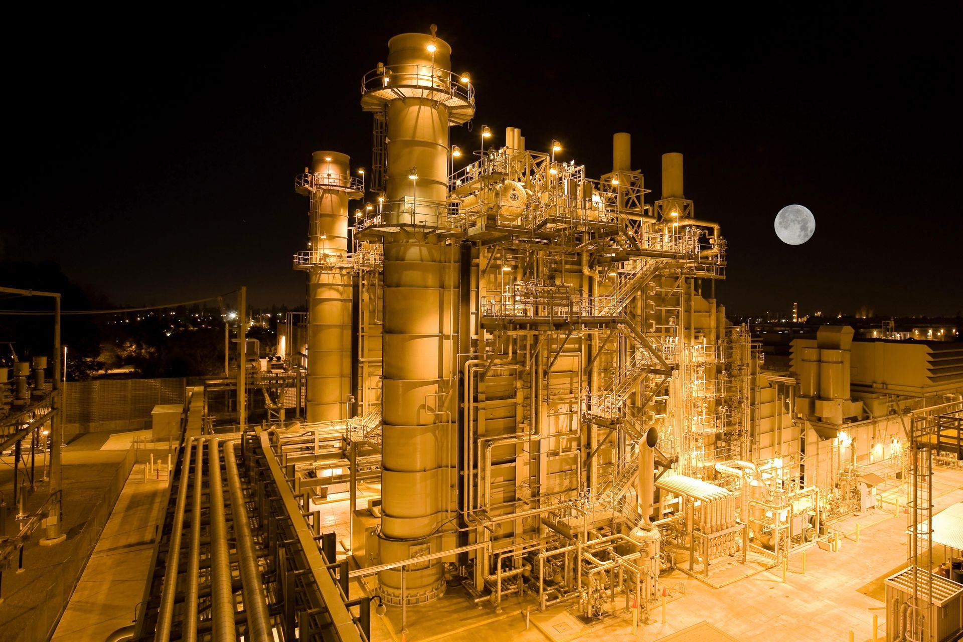 Ukraїnśka kompanija vperše eksportuvala gaz do Jevropy