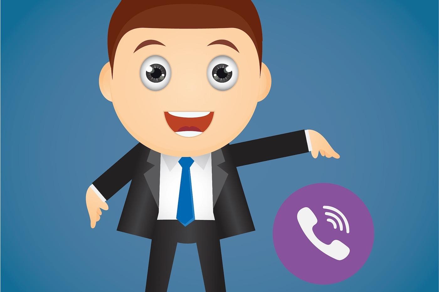 Viber запустить окрему клавіатуру для e-commerce