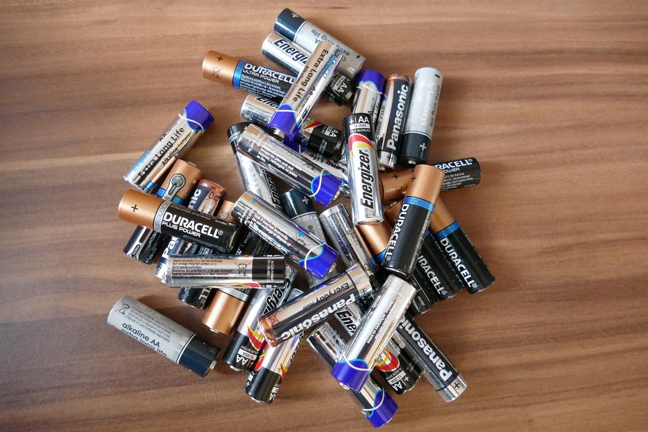 Українські батарейки поїдуть на переробку до ЄС
