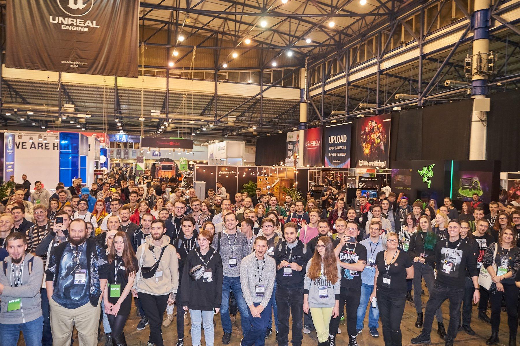 Games Gathering анонсує конференції у Києві та Одесі