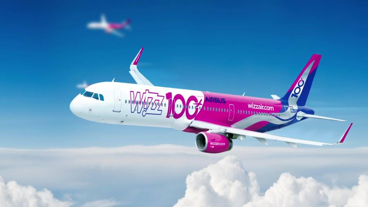 Wizz Air запустив чотири нові рейси з України, розміщає ще один літак у Києві