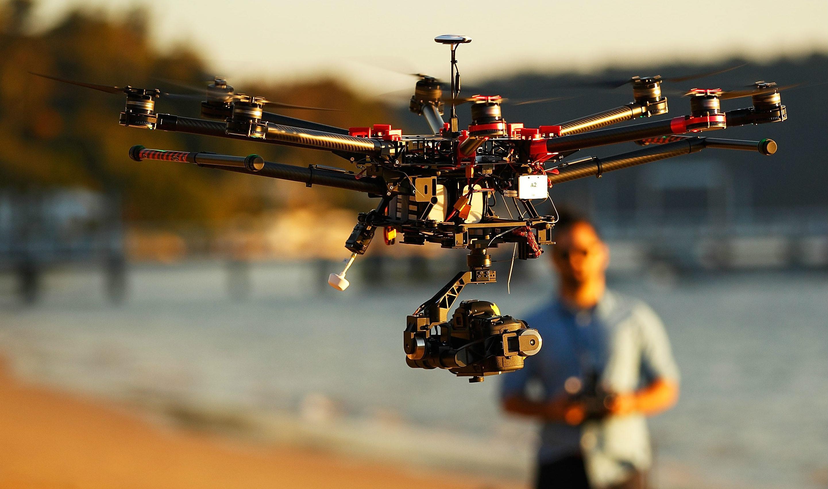 Ukraїnci pidkorjujuť NASA – rozrobyly systemu monitoryngu droniv