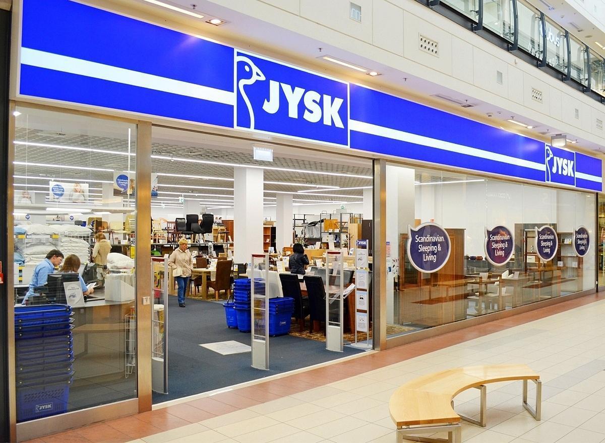 JYSK vidkryje 50 magazyniv v Ukraїni, IKEA – 4 točky z vydačeju onlajn-zamovleń