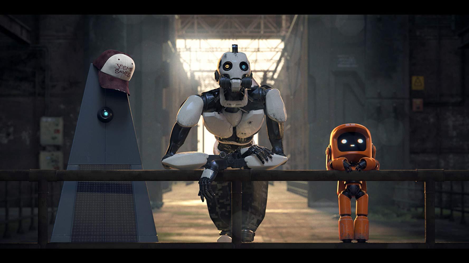 Дивитися на вихідних: Love, Death & Robots на Нетфліксі