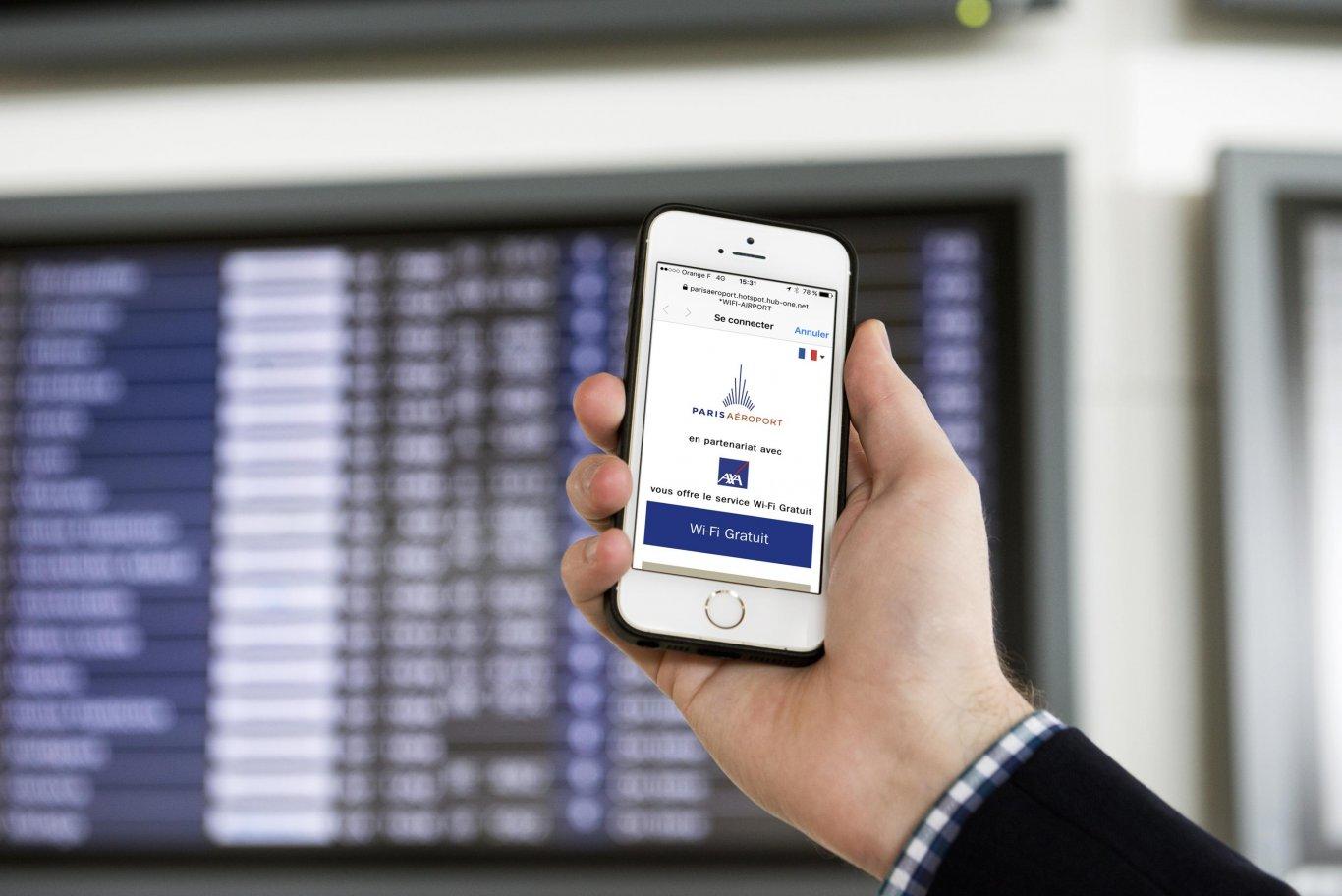 Створили сайт з паролями від WI-FI у світових аеропортах