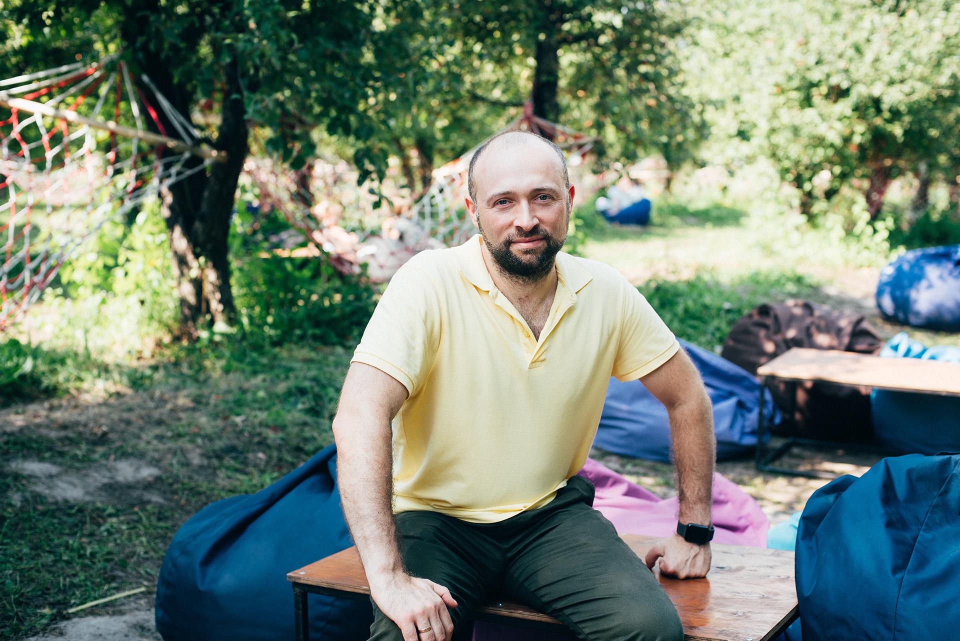 Євген Мушкін, генеральний директор ВДНГ: «Для відпусток — немає часу!»