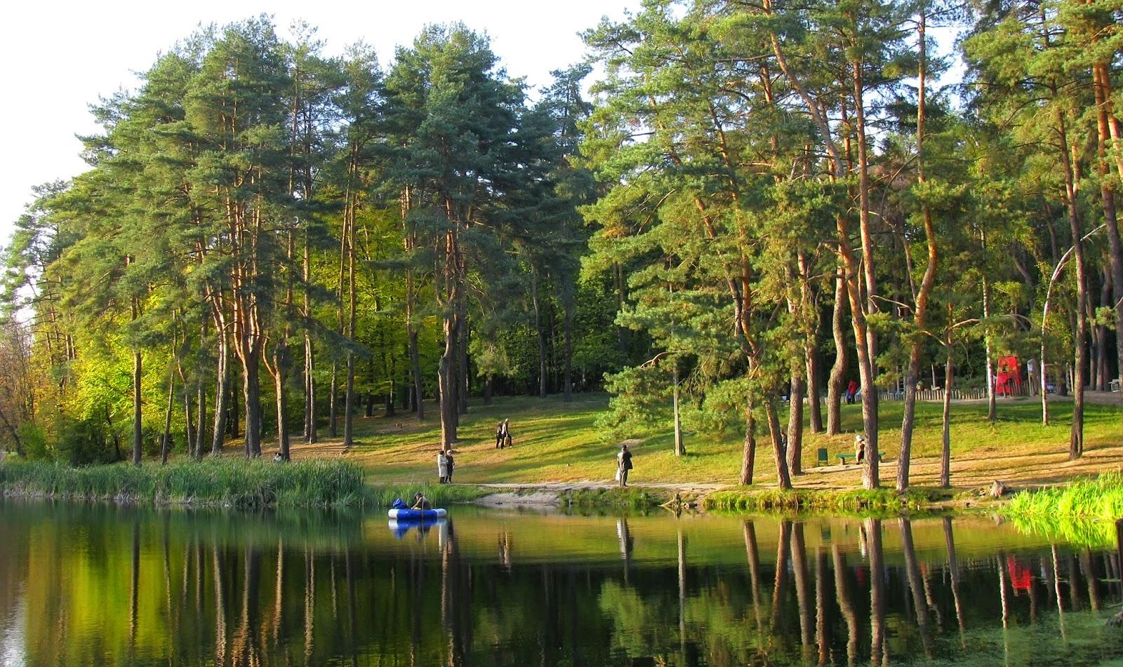 Перша в Україні екостежка відкриється у Києві: що там буде