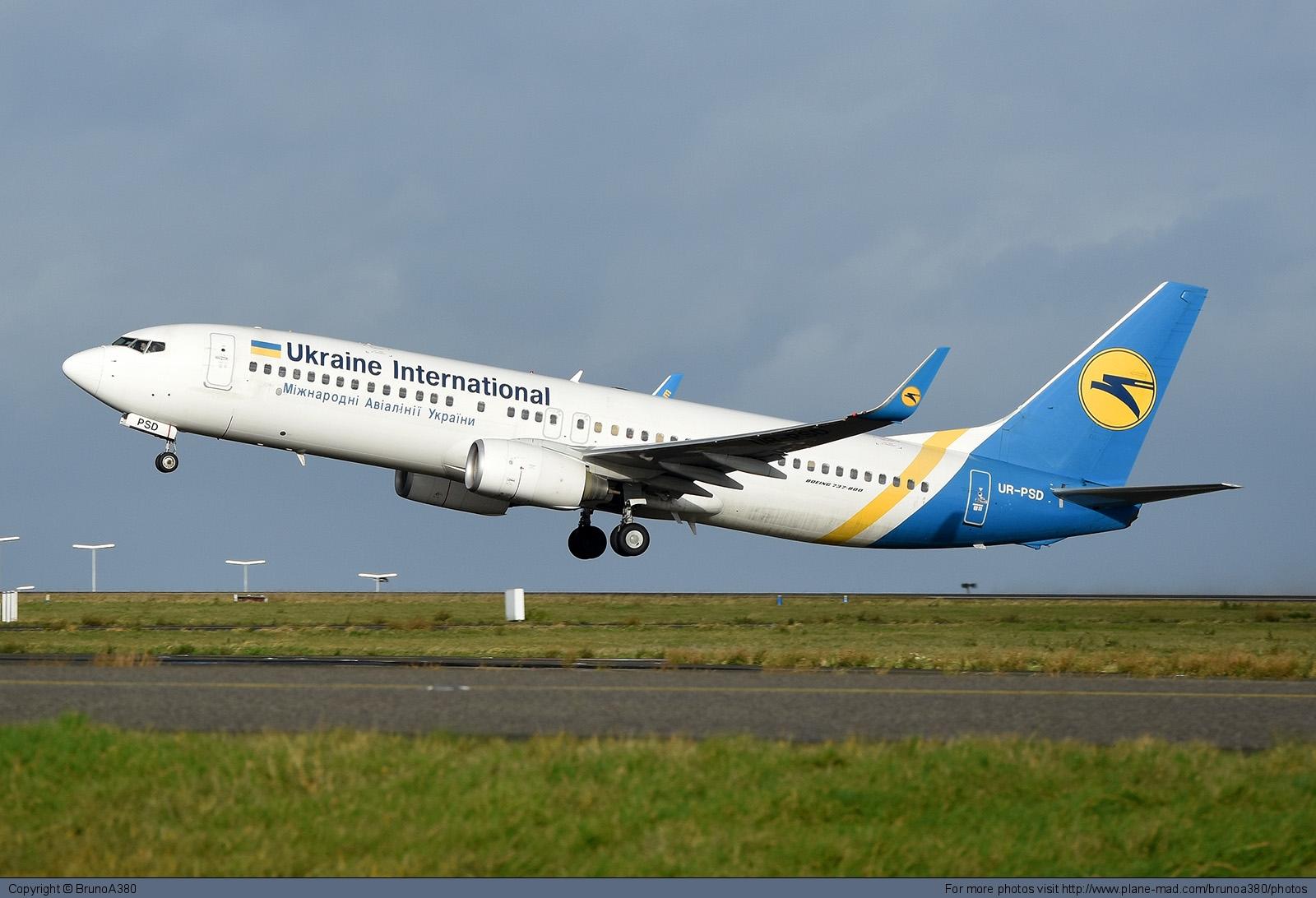 Boeing zacikavlenyj u spivpraci z Ukraїnoju: provely peršyj etap peregovoriv