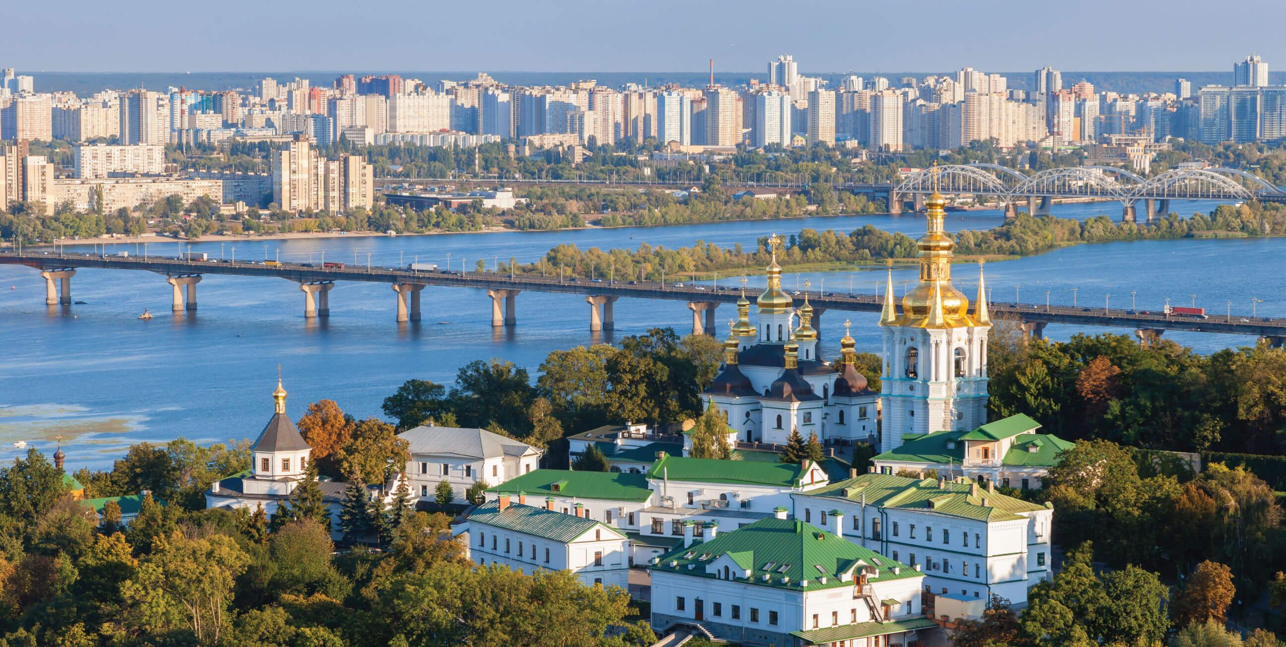 Київ у топ-5 смарт-міст за економічною ефективністю
