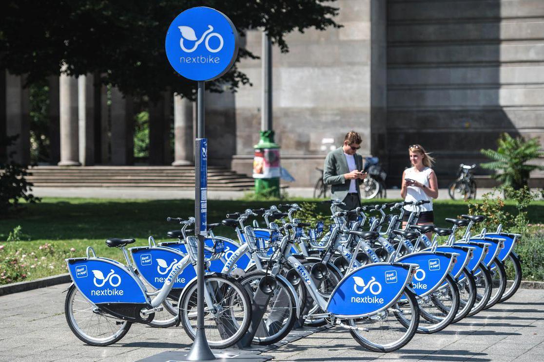 У Києві знову запрацює сервіс велопрокату Nextbike