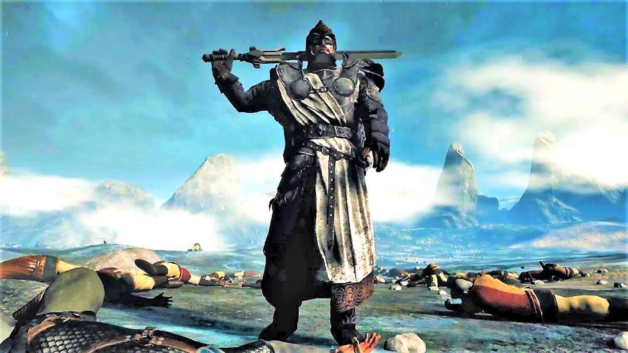 Українська гра VALHALL про вікінгів у жанрі «королівська битва»: дивіться трейлер