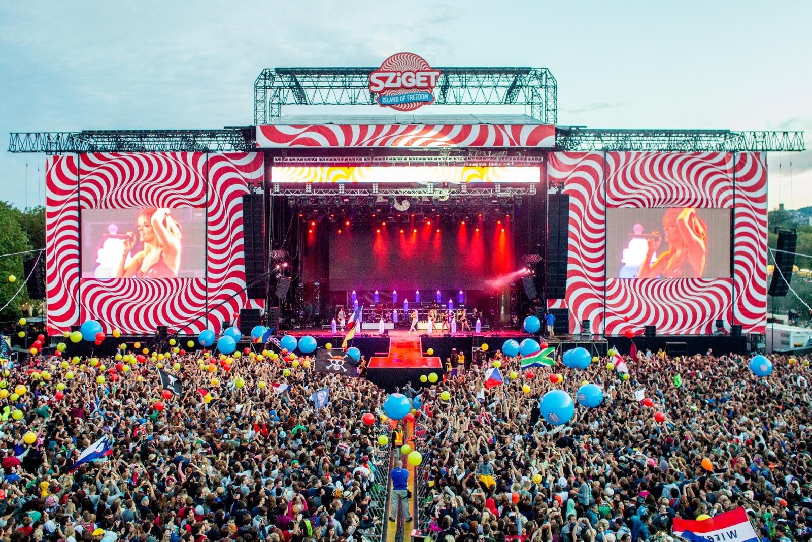 Sziget оголосив 14 українських музикантів, які можуть виступити на фестивалі