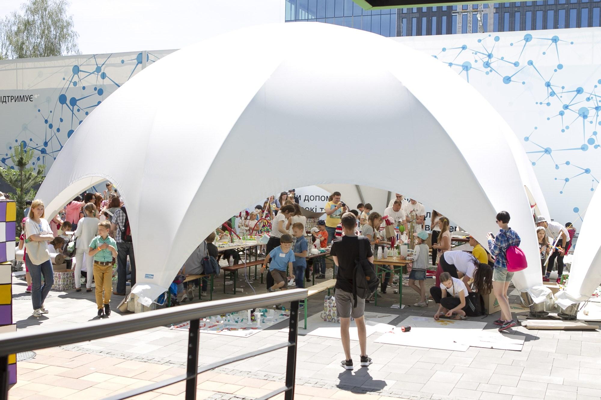 🏙️ ARCHIKIDZ! – втретє у Києві пройде архітектурний фестиваль для дітей