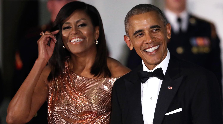Подружжя Обама виступить продюсерами проектів для Netflix: що зніматимуть