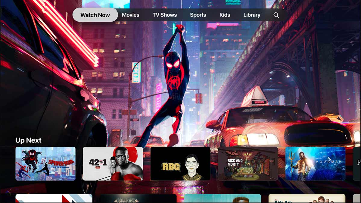 📱 Apple TV доступний в Україні, поки тільки кіно – оновлення від Apple