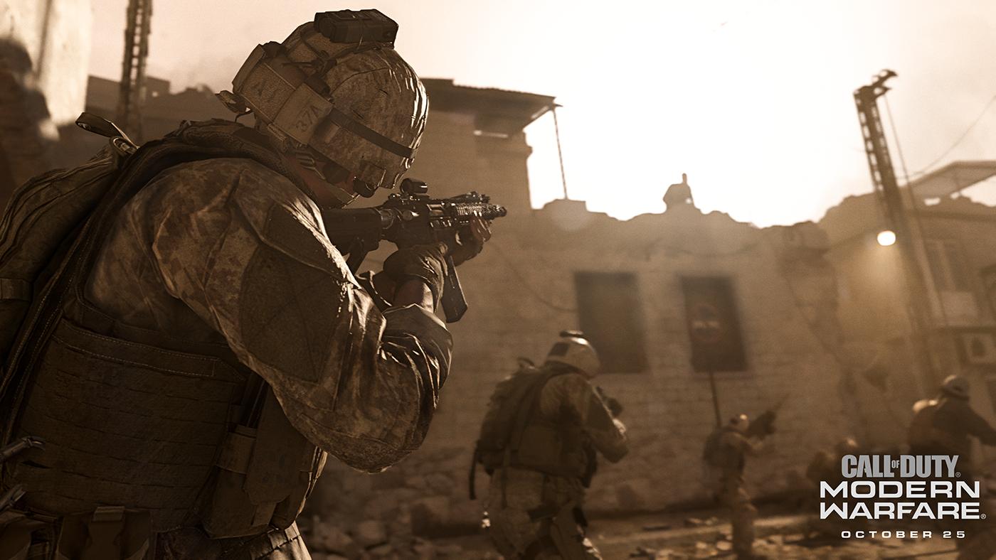 🎮 Call of Duty Modern Warfare — dyviťsja debjutnyj trejler