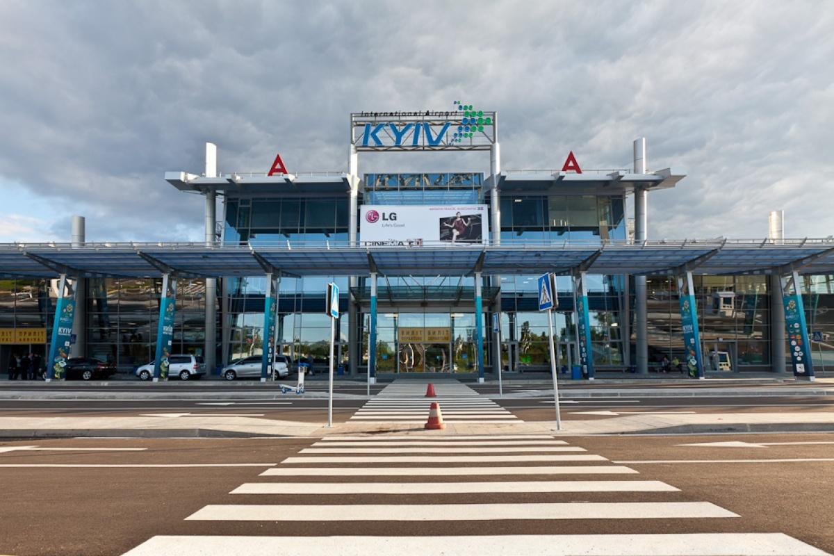 ✈️ Aeroport «Kyїv» vidkryv rozšyrenyj terminal iz velykym parkingom