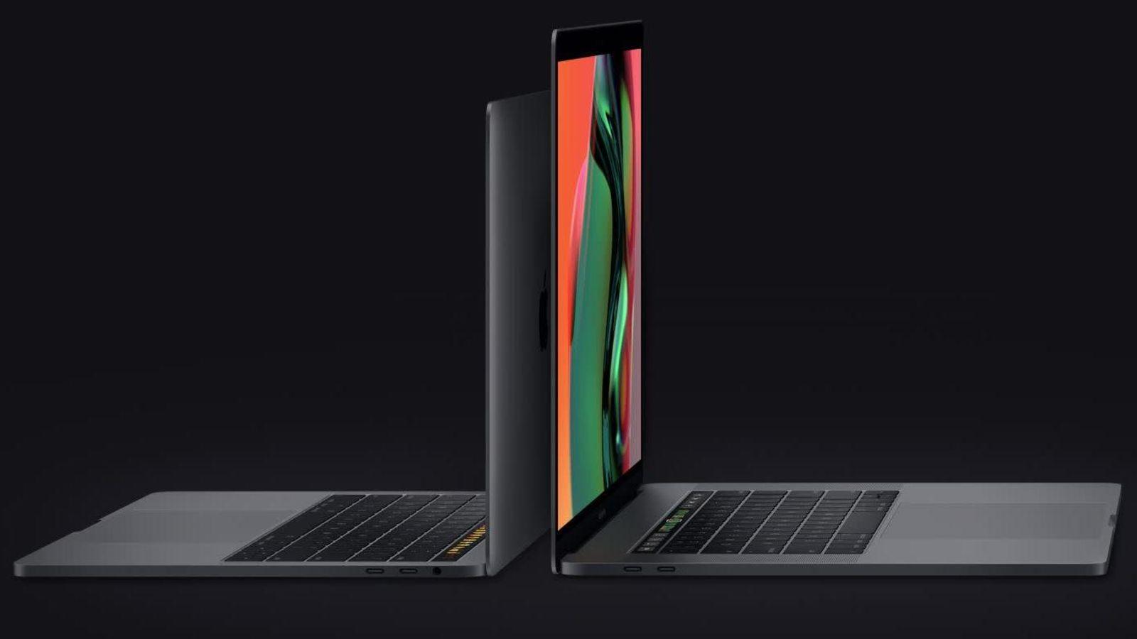 💻 Apple представила новий MacBook Pro: вісім ядер та покращена клавіатура