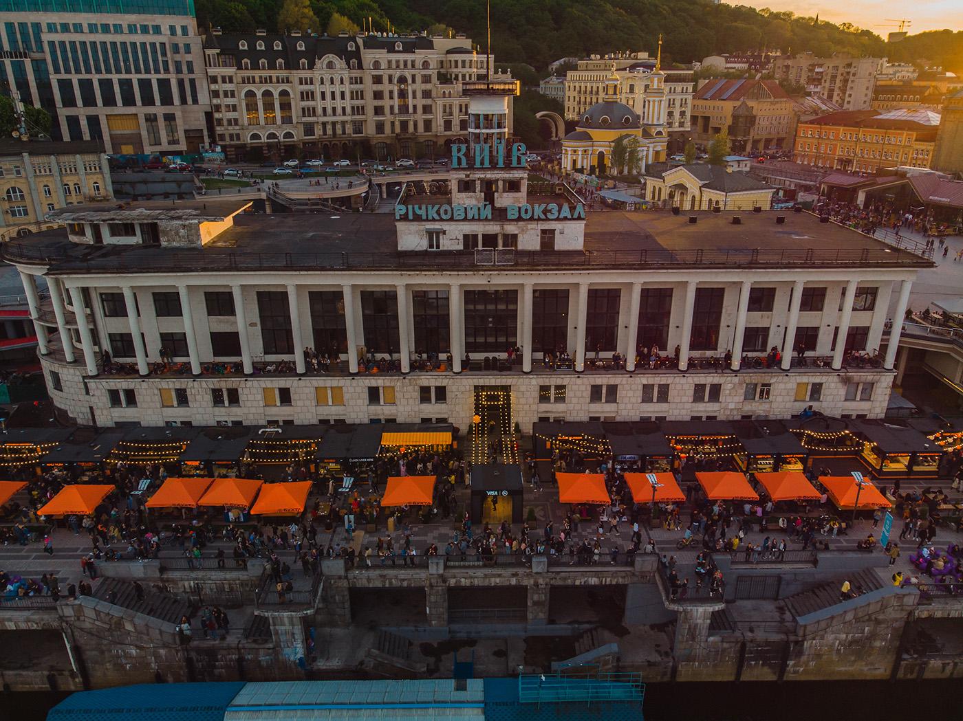 🐟 Jak «BUHTA food station» vidkryvaje strit-fud novynky. Istorija «Odeśkogo pryvozu»