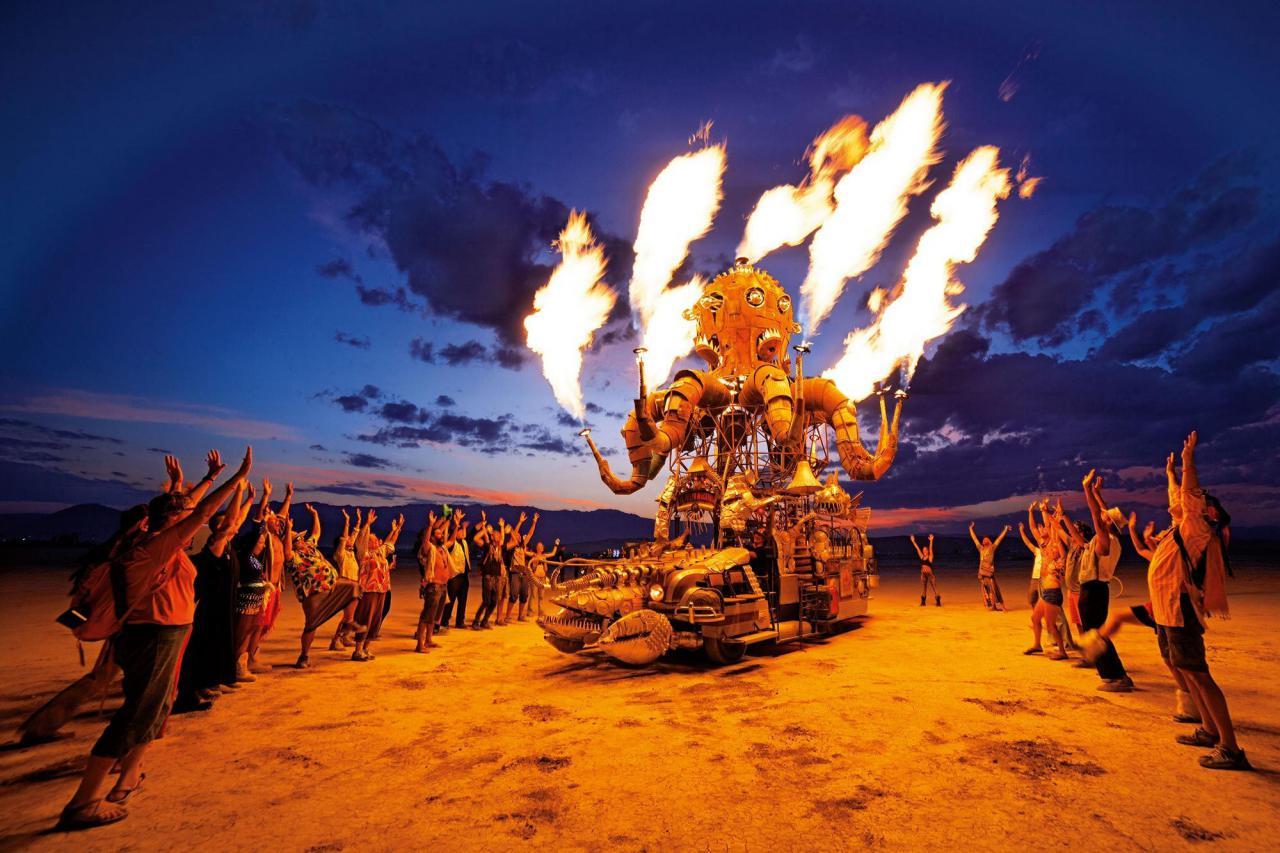 Другий український Burning Man Precompression: що нас очікує