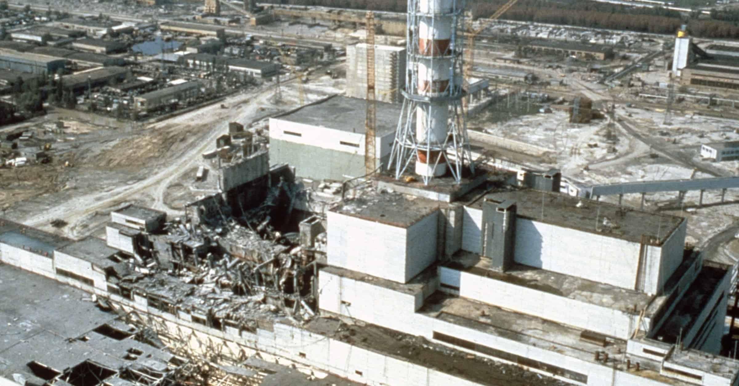 Серіал «Чорнобиль»