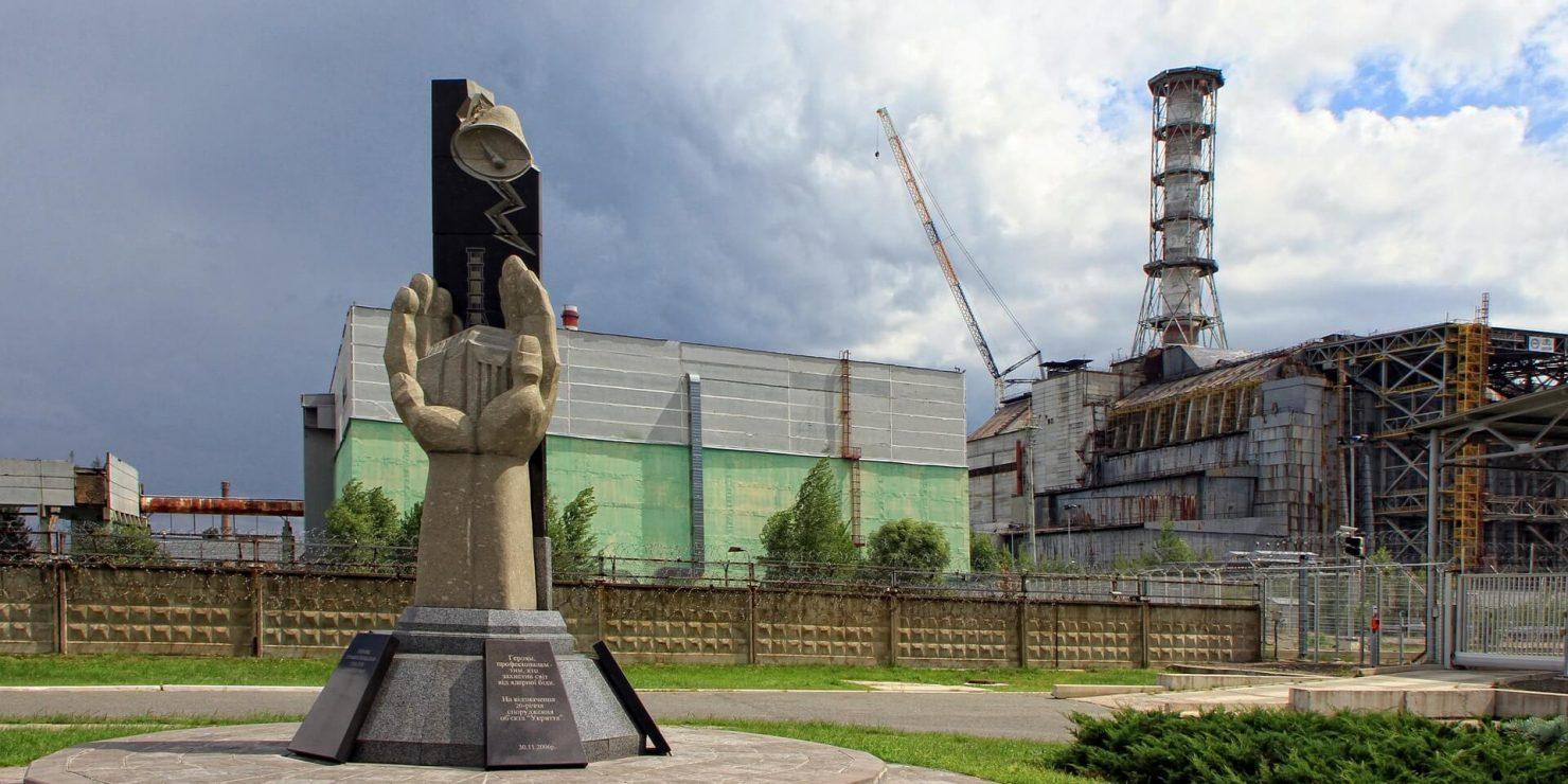 ⚠️ Чорнобиль — британські дрони склали карту радіаційного забруднення