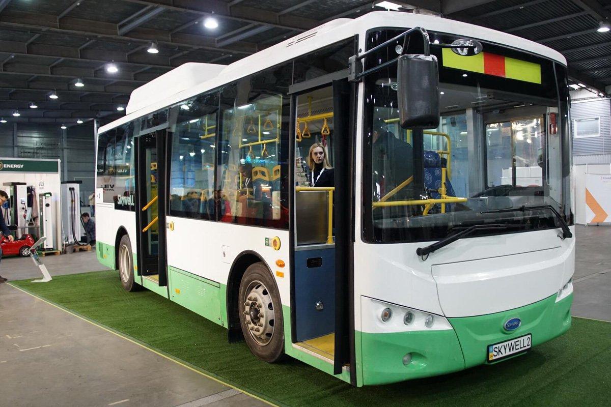 🚌 Kytajśka kompanija Skywell zapustyť vyrobnyctvo elektrobusiv v Ukraїni