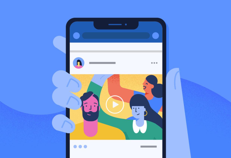 Facebook оновить алгоритм відображення відео: перевага у оригінального контенту