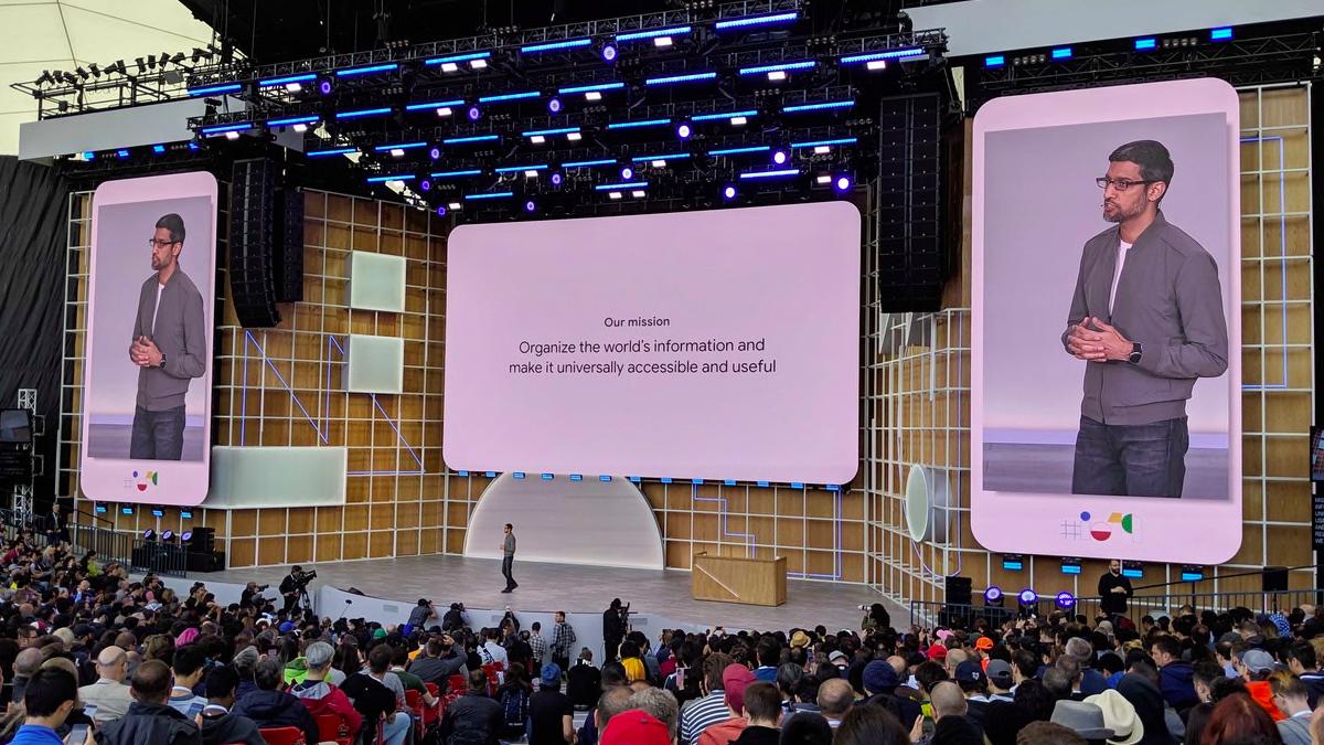 Ščo predstavyv Google na vidkrytti I/O 2019