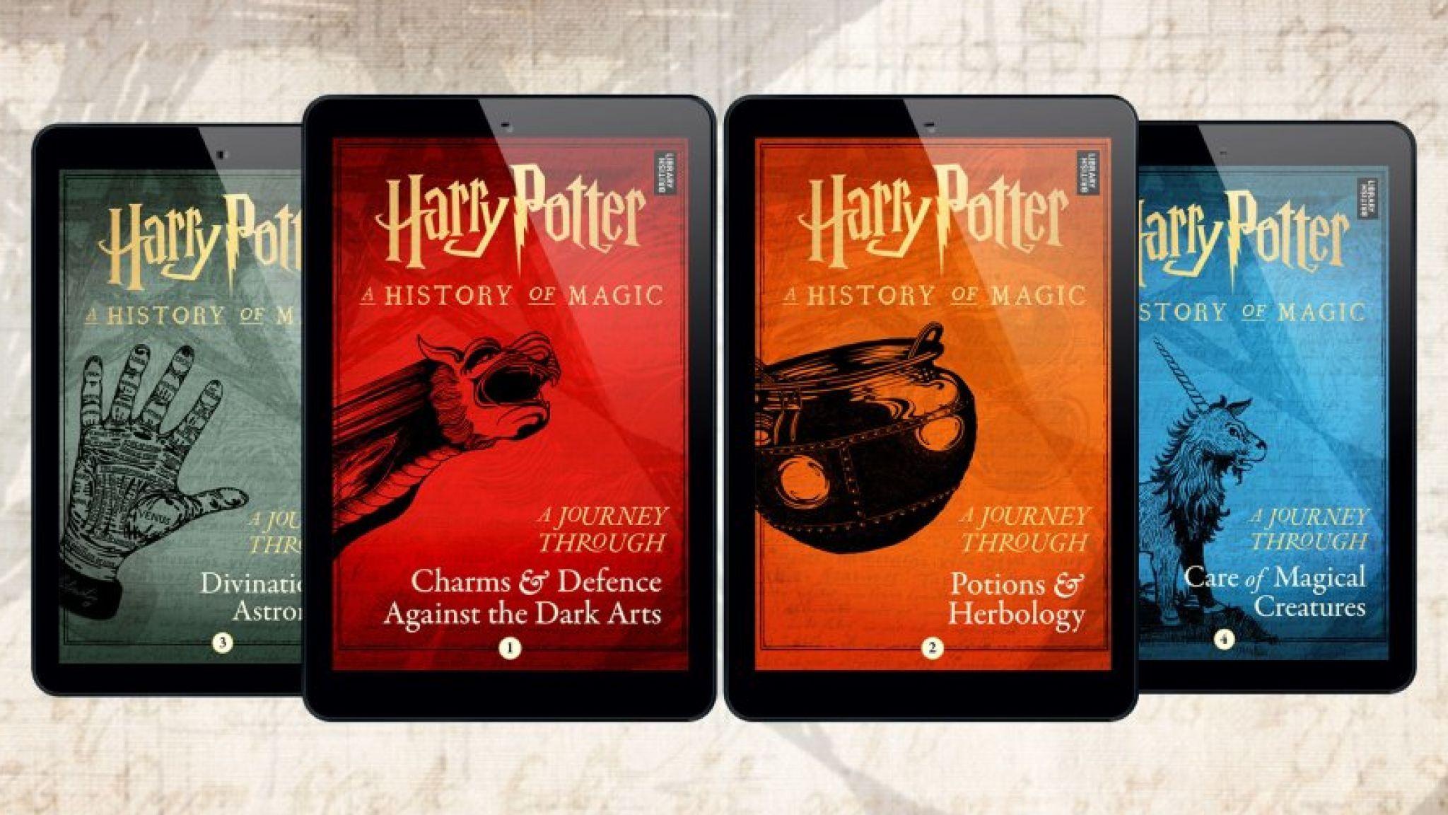 📚 Garri Potter povertajeťsja: Džoan Rouling vypustyť čotyry novi knygy